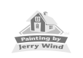 Painting by Jerry Wind Logo
