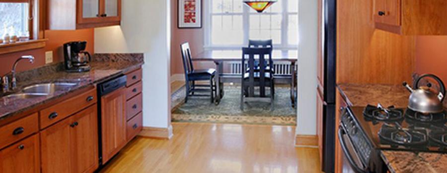 interior painting and refinishing