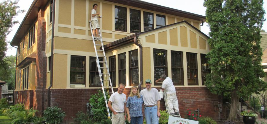 painting contractors, MN