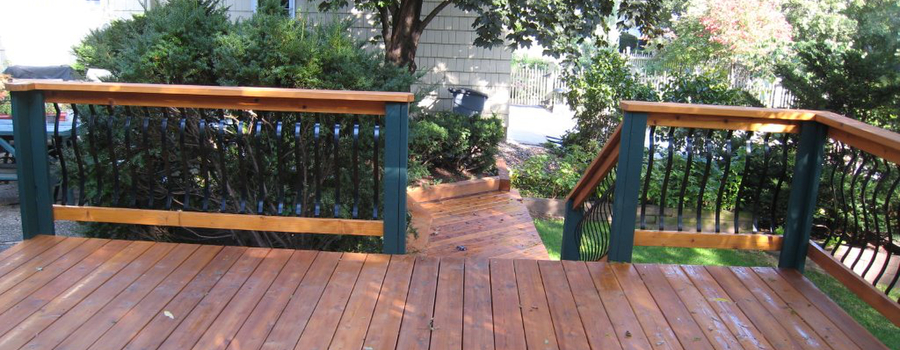 Deck Staining And Refinishing Exterior Painting Contractor